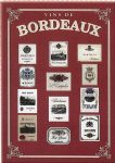 Elegant Chic French Metal Bordeaux Region Wine Sign 30 x 40 cm